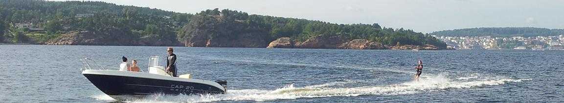 Sommer med vannski? ta båtførerprøven før sommeren!