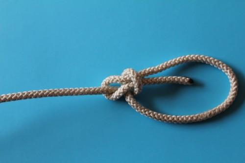 Hva heter denne knuten?