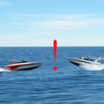 Vikeplikt mellom båter - test deg selv